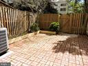 Patio - 6343 BUFFIE CT, BURKE