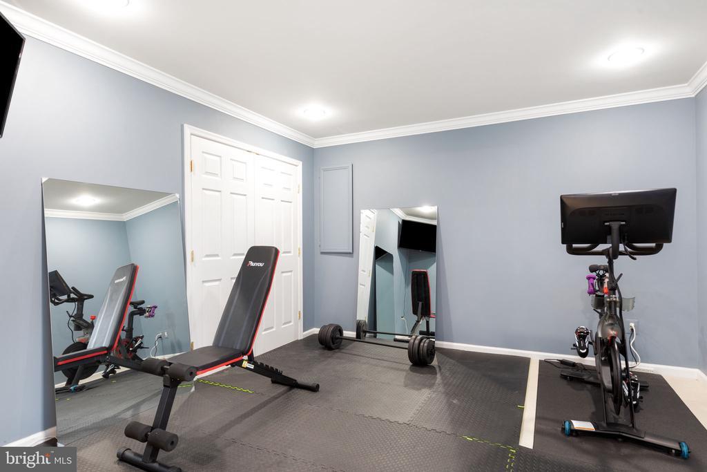 Work out Room - 20003 SHADOW CREEK CT, ASHBURN