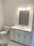 Large secondary bath - 44691 WELLFLEET DR #305, ASHBURN