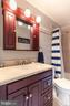 En-Suite Master Bathroom - 2309 N SIBLEY ST, ALEXANDRIA