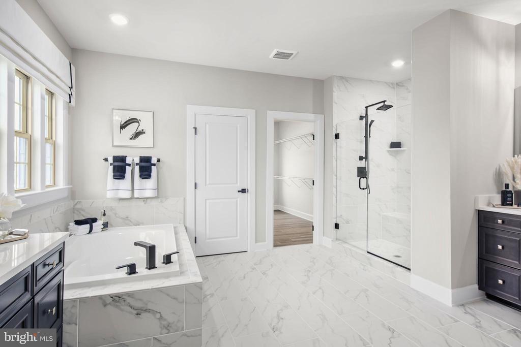 PRIMARY BATHROOM - 0 LANEVE CT #2, NEW MARKET