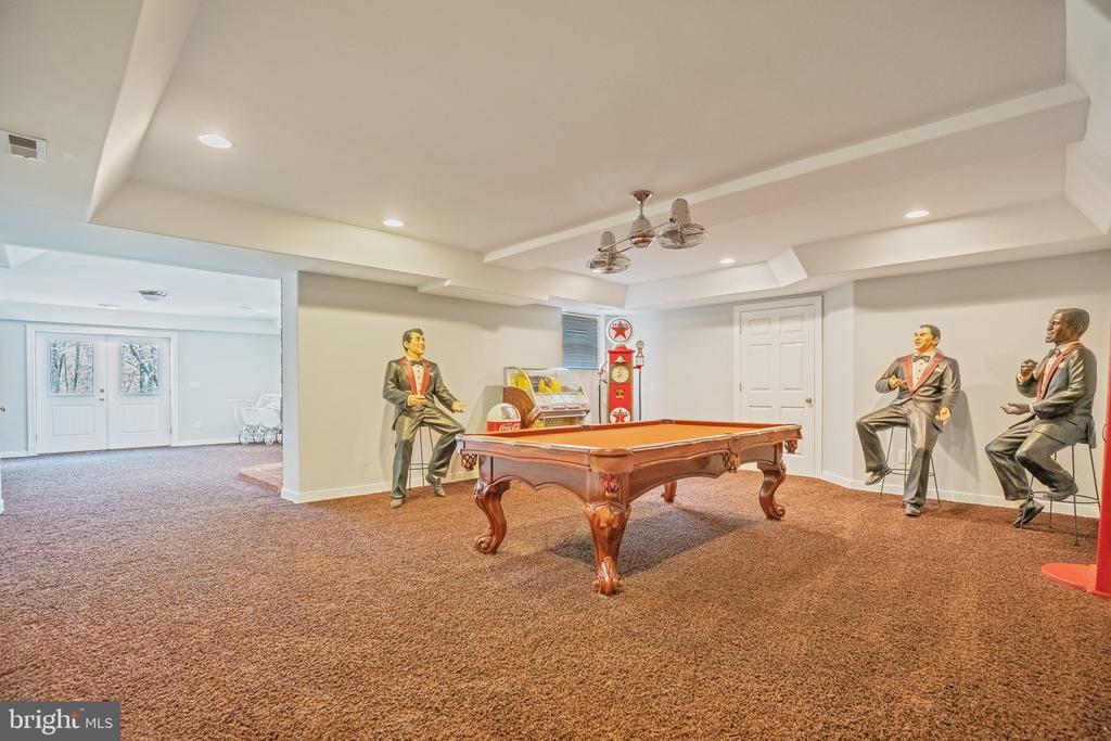 Game Room Area - 12620 CHEWNING LN, FREDERICKSBURG