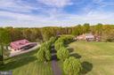 AerialView of this Gorgeous Estate - 12620 CHEWNING LN, FREDERICKSBURG
