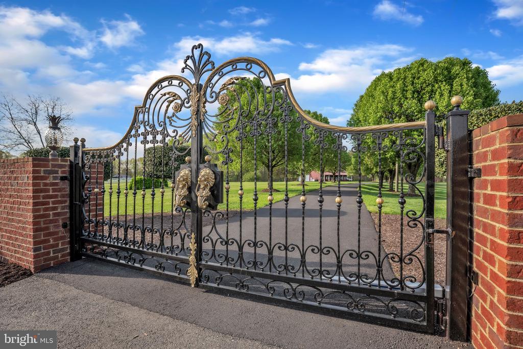 Make a Grand Entrance - 12620 CHEWNING LN, FREDERICKSBURG