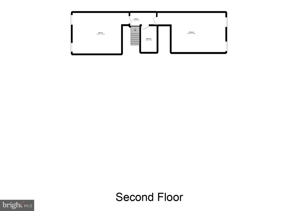 Floor Plan Upper Level 2 - 12620 CHEWNING LN, FREDERICKSBURG