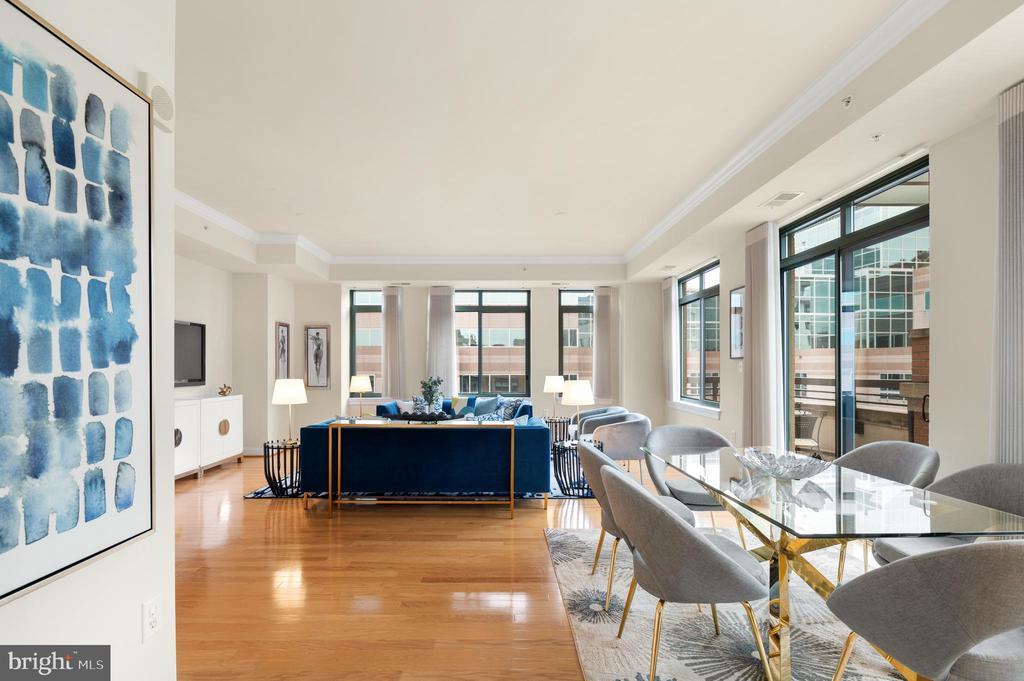 Dining Room/Living Room - 3625 10TH ST N #903, ARLINGTON