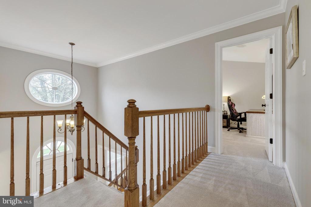Upper Hallway - 16644 CAXTON PL, DUMFRIES