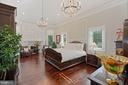 Luxurious Owner's Suite with Sitting Area - 22608 CREIGHTON FARMS DR, LEESBURG