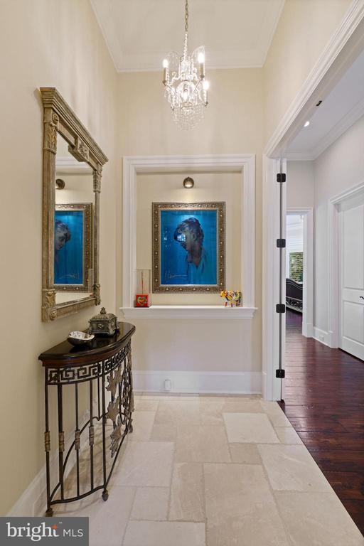 Vestibule Upon Entry to the Owner's Suite - 22608 CREIGHTON FARMS DR, LEESBURG