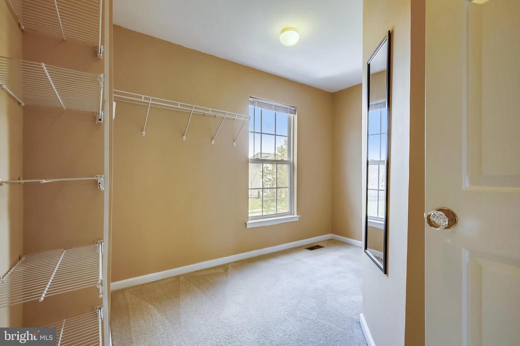 Walk in Closet - 39 HOUSER DR, LOVETTSVILLE