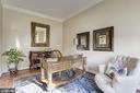 Formal Living Rm or Office at Foyer - 18362 FAIRWAY OAKS SQ, LEESBURG