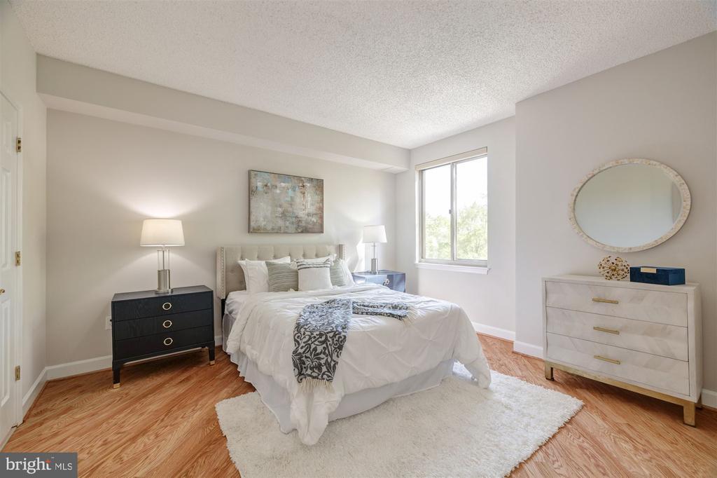 Primary Bedroom - 1276 N WAYNE ST #130, ARLINGTON