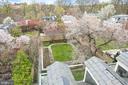 Rear Grounds and Gardens - 6 KALORAMA CIR NW, WASHINGTON