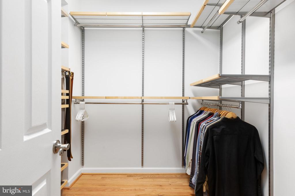 First Primary Bedroom Walk-in Closet - 2405 OAKMONT CT, OAKTON