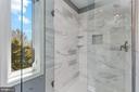 Glass Enclosed Shower - 8329 MYERSVILLE RD, MIDDLETOWN