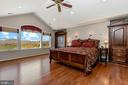 Built-In Cabinetry | Cathedral Ceilings - 8329 MYERSVILLE RD, MIDDLETOWN