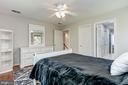 Bedroom | Hardwood Floors - 8329 MYERSVILLE RD, MIDDLETOWN