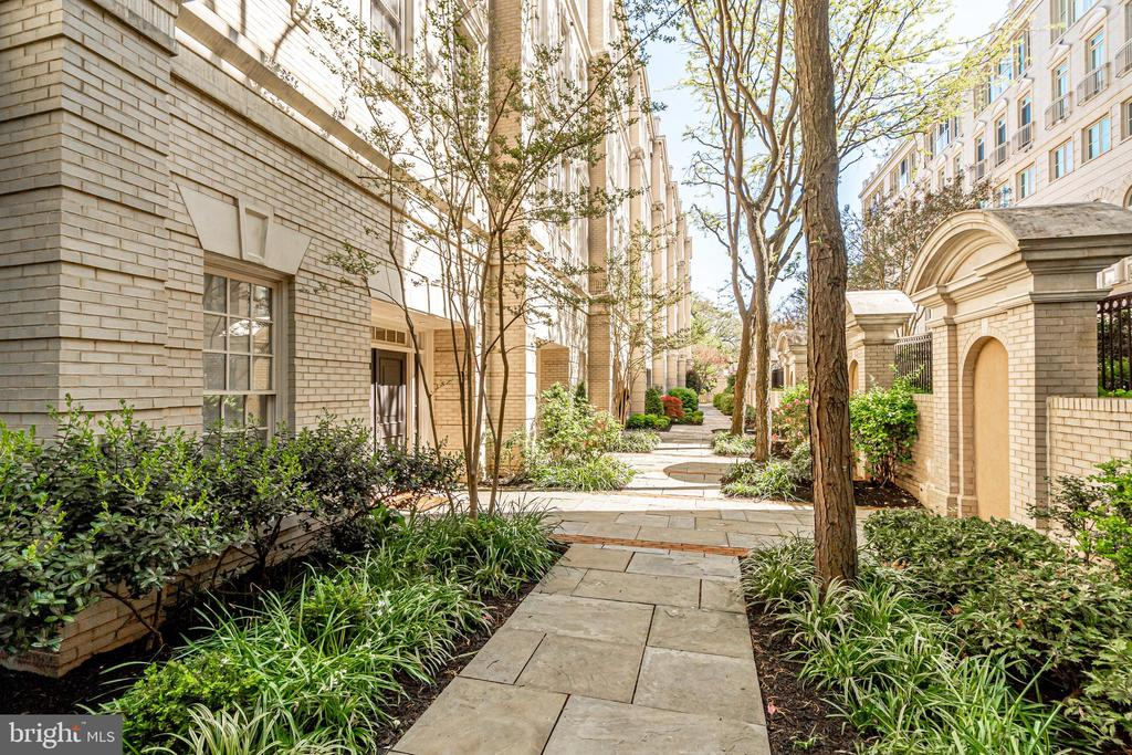 Courtyard - 1315 14TH ST N, ARLINGTON