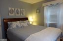 Nice sized bedrooms. Three upstairs, one down! - 4132 ADDISON RD, FAIRFAX