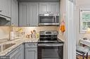 Kitchen - 804 CHARLES ST, FREDERICKSBURG