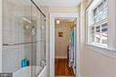 Upper-Level Bath - 804 CHARLES ST, FREDERICKSBURG