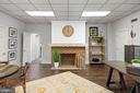 Office #1 w/ Fireplace - 804 CHARLES ST, FREDERICKSBURG