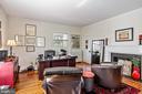Office #2 w/ Fireplace - 804 CHARLES ST, FREDERICKSBURG