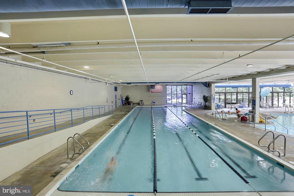 Indoor pool membership available - 3429 S LEISURE WORLD BLVD #88-3E, SILVER SPRING