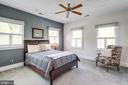 Bedroom 4 - 815 BLACKS HILL RD, GREAT FALLS