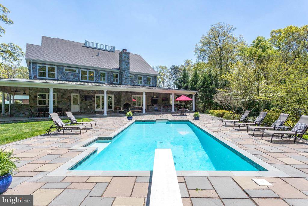 Ready for your pool parties!! - 815 BLACKS HILL RD, GREAT FALLS