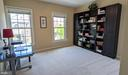Third Bedroom now as Office - 10481 COURTNEY DR, FAIRFAX
