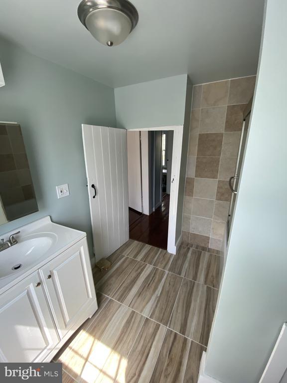 New deep tub, flooring, shower, & fixtures - 1951 MILLWOOD RD, MILLWOOD