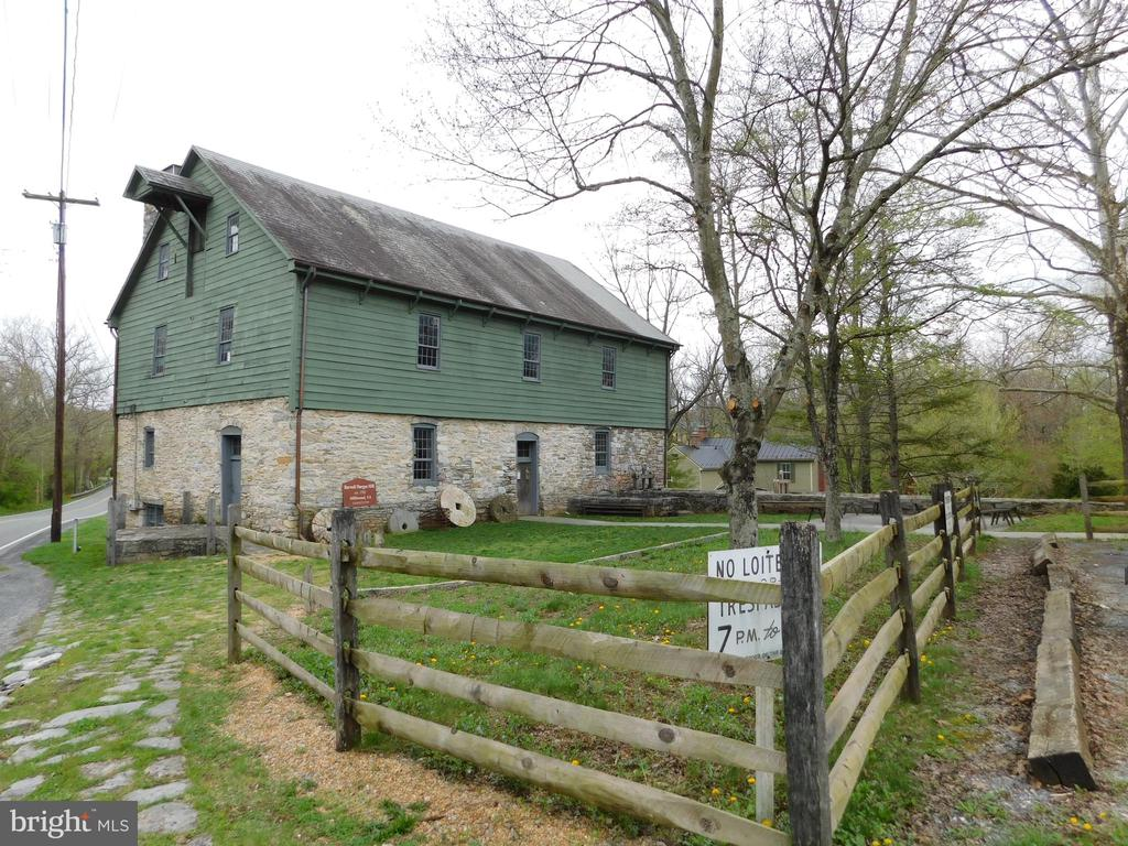 Here we have the Burwell-Morgan Mill - 1951 MILLWOOD RD, MILLWOOD