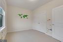 Bedroom 2 on second floor - 11357 RIDGELINE RD, FAIRFAX