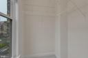 Walk-in closet on top floor - 11357 RIDGELINE RD, FAIRFAX