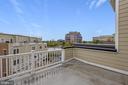 Rooftop Patio - 11357 RIDGELINE RD, FAIRFAX