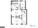 Main Level Floor Plan - 1951 MILLWOOD RD, MILLWOOD