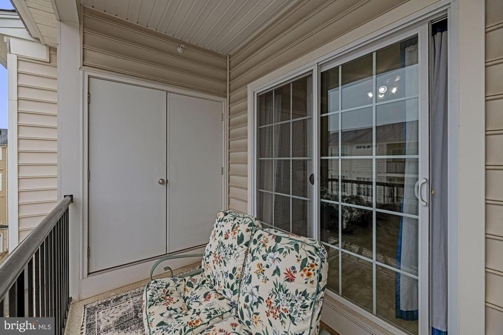 Private Balcony Located Off Primary Bedroom! - 43213 THOROUGHFARE GAP TER, ASHBURN