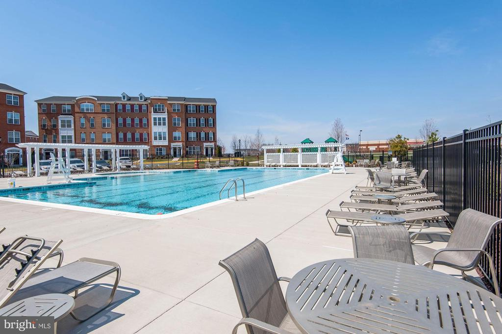 Comm. Features Pools, Tennis & Basketball Courts! - 43213 THOROUGHFARE GAP TER, ASHBURN