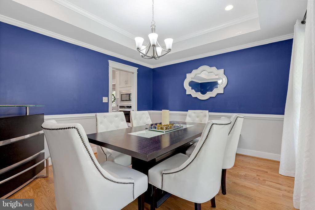 Dining Room - 12329 PURCELL RD, MANASSAS