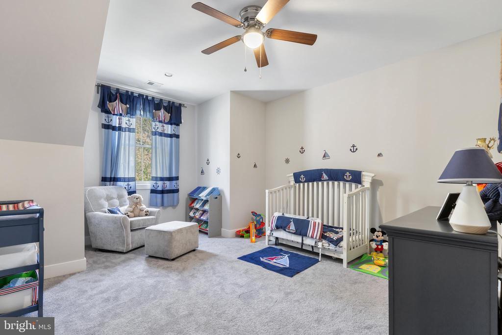 Upper 3rd Bedroom - 12329 PURCELL RD, MANASSAS