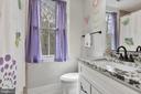 Upper 4th Bedroom's Full Bathroom - 12329 PURCELL RD, MANASSAS