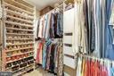 Primary Suite Walk-in Closet 2 - 16660 MALORY CT, DUMFRIES