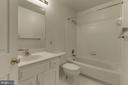 Hall Bath - 1987 N ADAMS ST, ARLINGTON