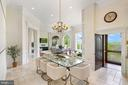 Access to the Custom Glass Elevator - 612 RIVERCREST DR, MCLEAN