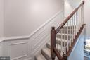 Custom Molding and Shadow Boxes Throughout! - 8921 TAPPEN MILL WAY, MANASSAS