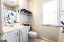 Upstairs Full Bathroom! - 8921 TAPPEN MILL WAY, MANASSAS