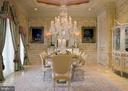 Dining Room - 9300 RIVER RD, POTOMAC