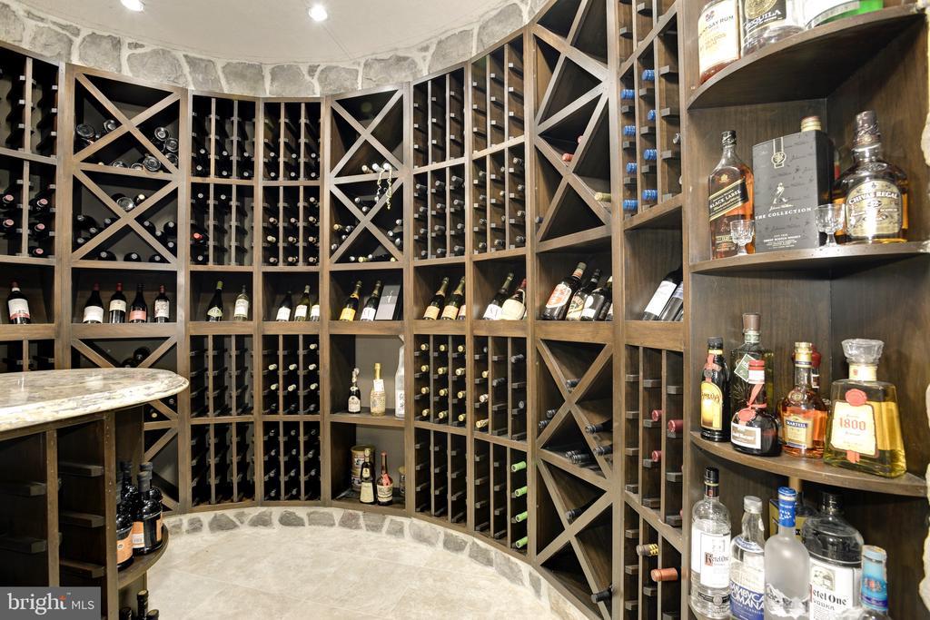 Wine Cellar - 9300 RIVER RD, POTOMAC