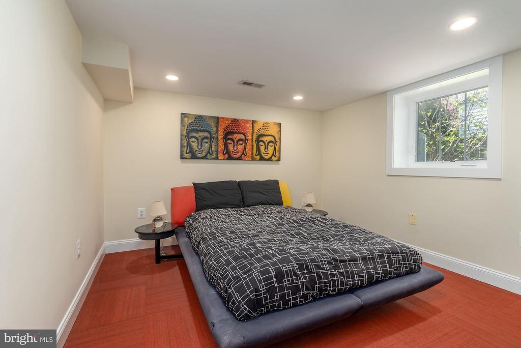 Lower Level Bedroom #4 - 224 N JACKSON ST, ARLINGTON